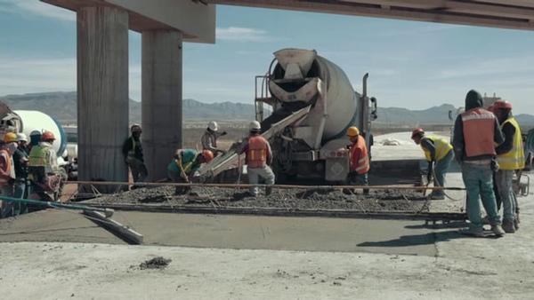 Coconal realizara la obra de nivelacion del nuevo aeropuerto de Mexico