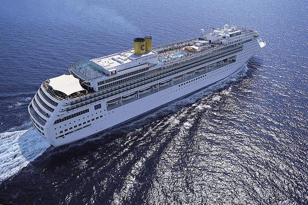 Costa Victoria tendra puerto base en Japon
