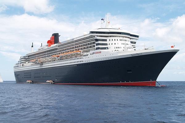 Cunard renueva el salon Kings Court