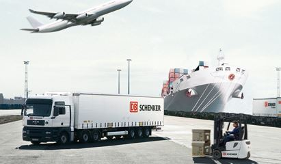 DB Schenker Logistics reorganiza su división europea y crea 'Region Europe'