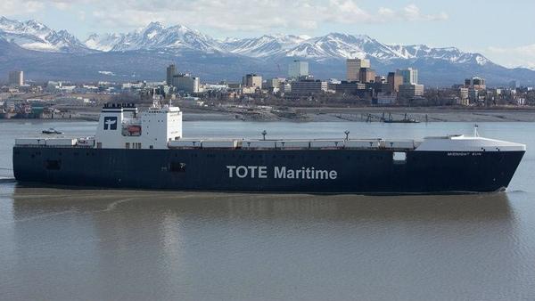 Familiares de desaparecidos en accidente maritimo demandan a Tote Maritime
