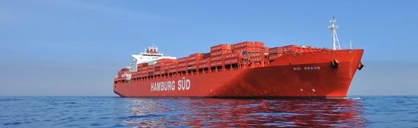 Hamburg Sud recibe el premio Naviera del Ano 2015