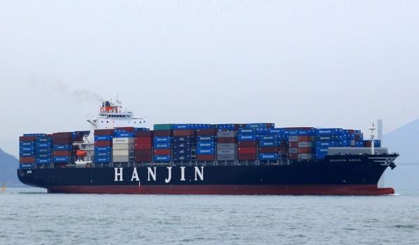 Hanjin Shipping fracasa en el intento de reflotar su buque