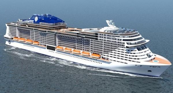 MSC pone a la venta los pasajes para el MSC Seaside