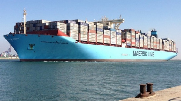 Maersk pide mejoras del transporte en Mexico
