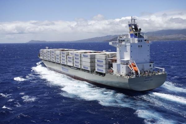 Matson Navigation pierde 12 contenedores