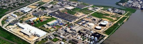 Ministra inaugura acceso entre puerto de Barranquilla y Zona Franca