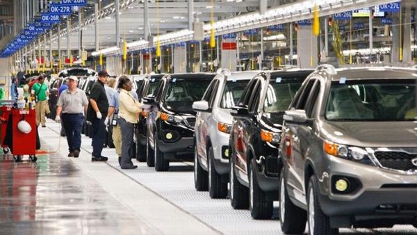 Paraguay y Brasil firman acuerdo para industria automotriz