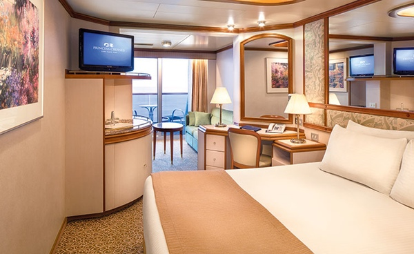 Princess Cruises renueva sus camas