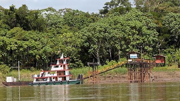 Prointegracion relanza el proyecto Hidrovia Amazonica
