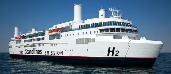 Scandlines retrasa la entrada en activo del ferry M V Berlin