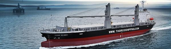 Thorco Shipping compra nuevos buques