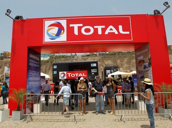 Total vuelve a ser patrocinador del Dakar