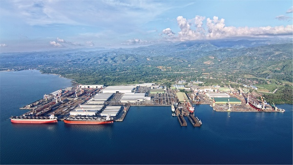 Tsuneishi Shipbuilding Lines recibe un nuevo pedido
