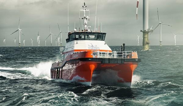 Volvo Penta presenta la primera cuádruple instalación IPS en barcos
