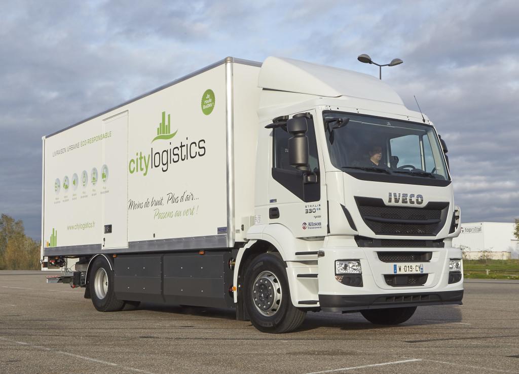 Iveco entrega su vehículo de gas natural número 1.000