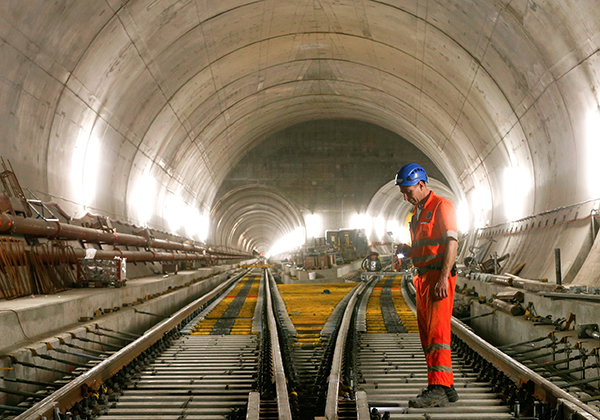 tunel-india