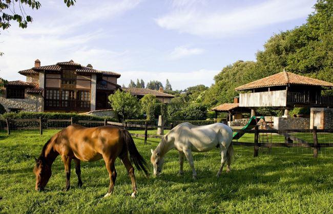 Las Casas Rurales superan el 70% de ocupación en Nochevieja