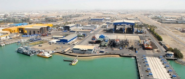 Abu Dhabi Ship Building y Drydocks World firman un acuerdo