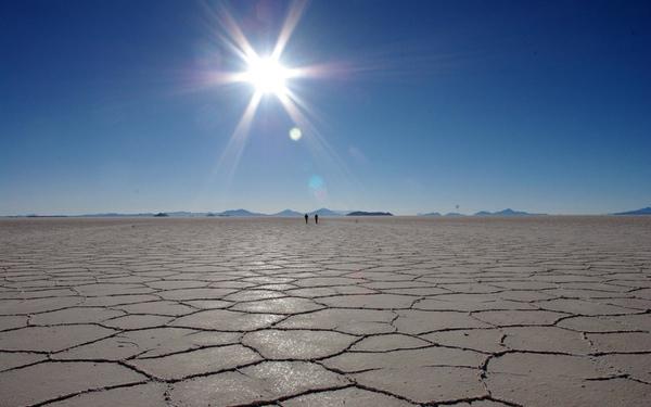 Alemania quiere participar en la extraccion de litio en Bolivia