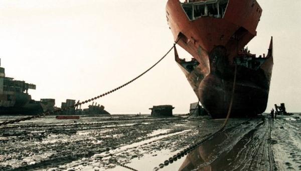 BIMCO preve incremento de desguace de buques
