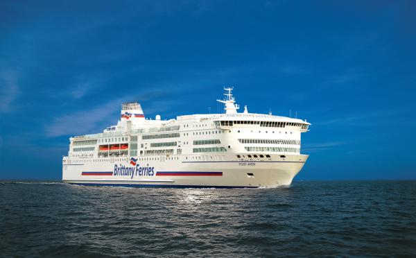 Brittany Ferries incorpora nuevo buque a su flota