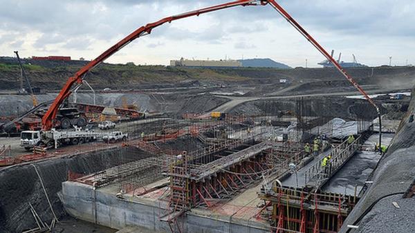 Canal de Panama podria inaugurarse en junio