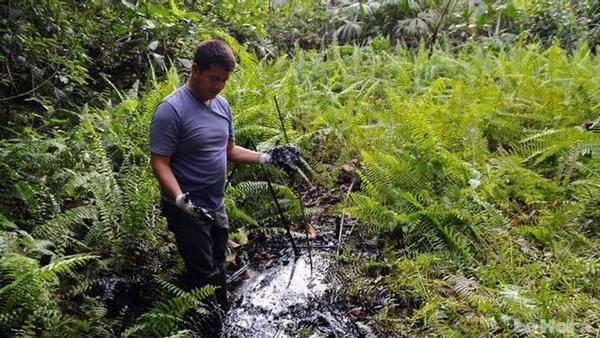 Chevron sigue siendo investigada por Ecuador
