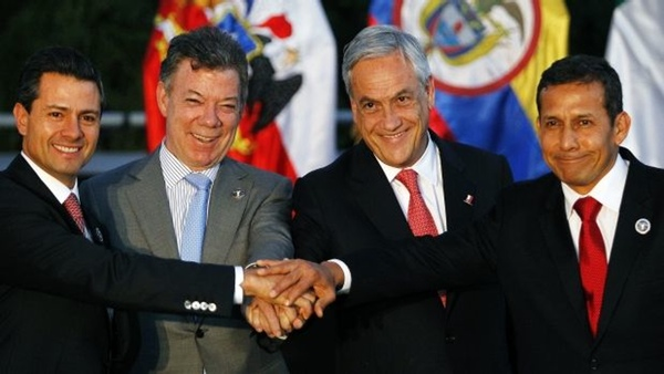 Chile aprueba protocolo comercial de la Alianza del Pacifico