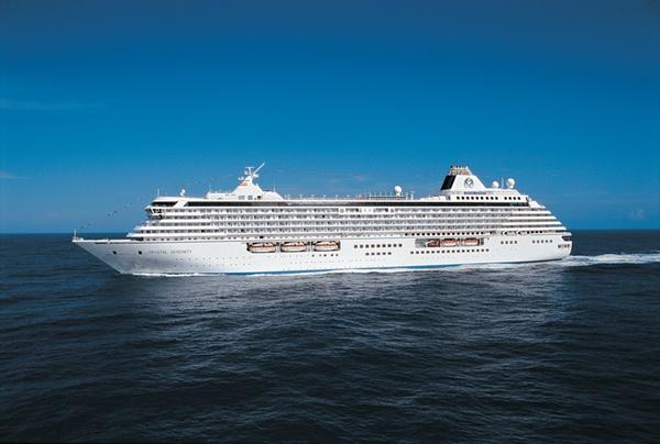 Crystal Cruises cancela llegadas a Turquia