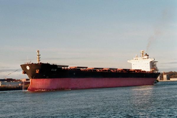Diana Shipping fleta uno de sus buques