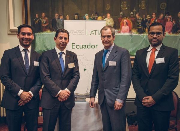 Ecuador es elegido nuevo director de LATIA