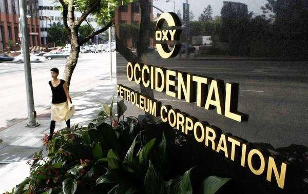 Ecuador reduce su deuda con OXY
