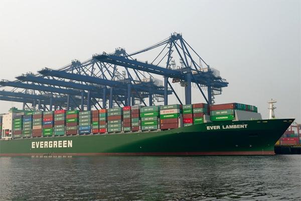 Evergreen tiene nueva terminal en Panama