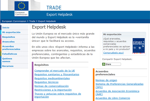 Export-Helpdesk-Taric