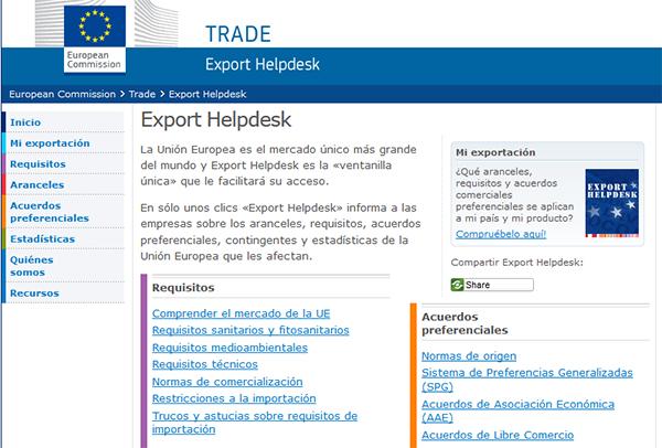 Export-Helpdesk-Taric