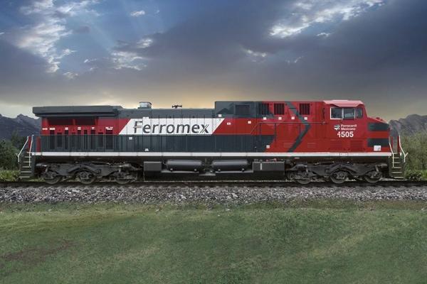 Ferromex aumenta el volumen de mercancias transportadas