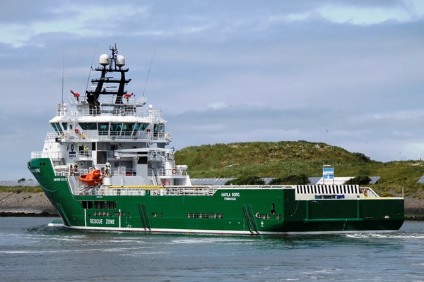 Havila Shipping inicia proceso de reestructuracion