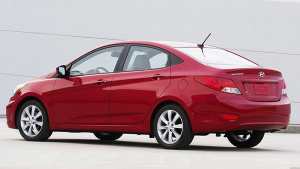 Hyundai fabricara el modelo Accent en Mexico