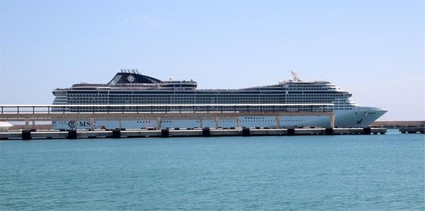 Ibiza espera temporada record de cruceros