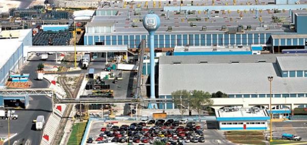 La produccion en Mexico es esencial para General Motors