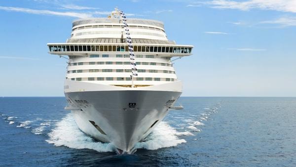 MSC Cruceros firma alianza con Samsung