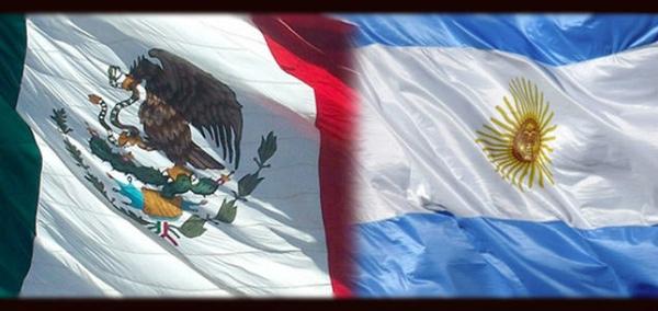 Mexico y Argentina aumentan relaciones bilaterales
