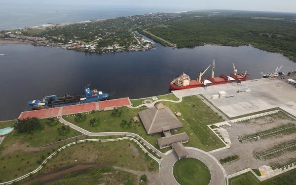 Obras de mantenimiento mejoraran Puerto Chiapas