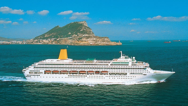 PO Cruises bate record de reservas