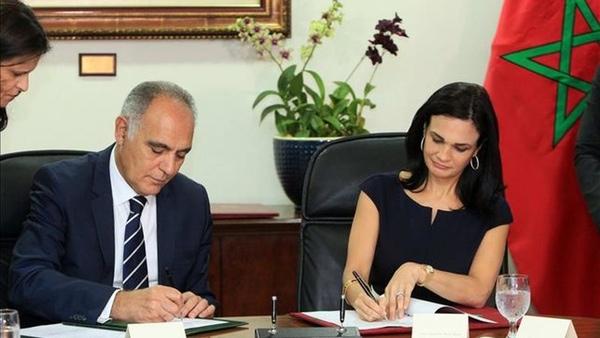 Panama y Marruecos firman acuerdo de colaboracion logistica
