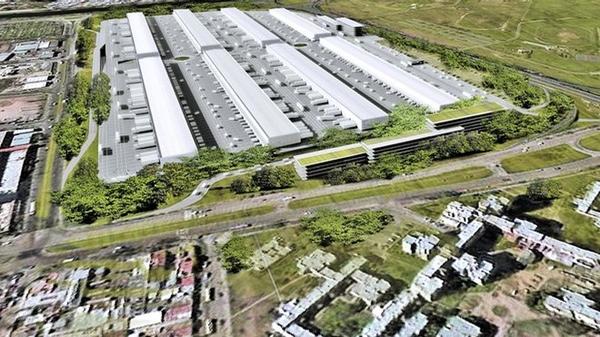Parque logistico de Fadeeac se inaugura en marzo