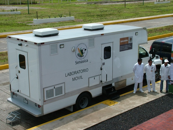 SENASICA impide la entrada de 2.000 embarques en Mexico