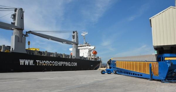 TUM del puerto de Manzanillo inicia su actividad