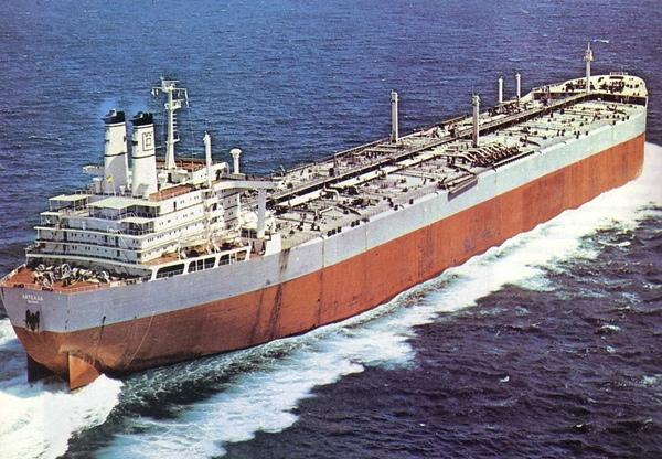 Transporte maritimo de petroleo se incrementara en 2016